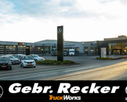 Gebr. Recker GmbH – Mercedes-Benz & smart