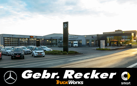 Gebr. Recker – Mercedes-Benz & smart
